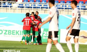FC Lokomotiv claim all three points as FC Kizilkum receive a 3-1 defeat