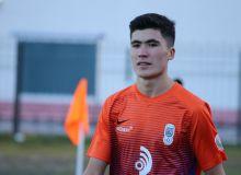 Жасур Яхшибаев вошёл в символическую сборную (Фото)