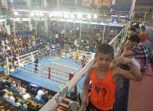 В 13 лет юный талант Узбекистана выступит на ЧМ по муай таю