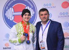 Турсуной Жабборова стала чемпионкой мира среди молодёжи