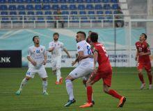 Pepsi Суперлига: Боевая ничья в матче «Локомотив» - «Кызылкум»