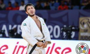 Шарофиддин Лутфиллаев провёл первую схватку в рамках Токио-2020