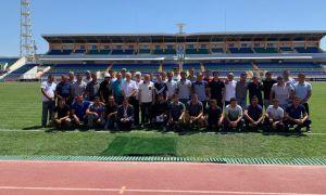 Главный тренер олимпийской сборной Узбекистана провёл семинар в Бухаре
