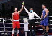 Бокс узб чемпионати. 04.11.2020 (3)