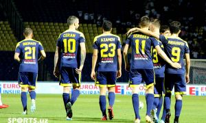 Super League champions FC Pakhtakor dominate FC Sogdiana in style