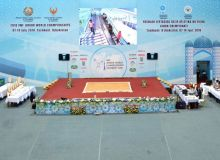 Сегодня двое тяжелоатлетов Узбекистана выступят в рамках чемпионата мира