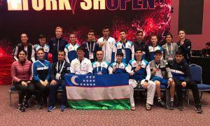 На соревнованиях в Турции наши таэквондисты завоевали 12 медалей