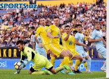FC Pakhtakor secure a 2-1 win over FC Bukhara in Tashkent