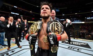 Генри Сехудо: UFCда пуллар менга илҳом беради