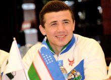 НОК представил знаменосца делегации Узбекистана на XVIII Азиатские игры