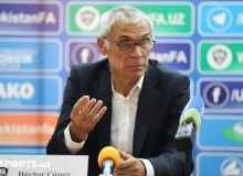 Hector Cuper: It's too early to say about my resignation