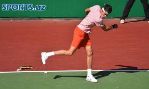Осиё ўйинлари: Теннисчиларимиздан навбатдаги муваффақиятсизлик