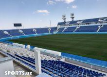 Қаршидаги стадион ҳам мавсумга 100% тайёр (ФОТО)
