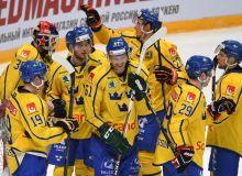 Швеция муддатдан аввал Жаҳон чемпионатининг плей-офф йўлланмасини қўлга киритди