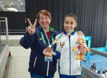 Indira O'lmasova: Navbatdagi maqsadim – Tokio 2020 Olimpiadasiga litsenziya qo'lga kiritish