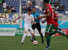 FC Lokomotiv play a goalless draw with FC Bunyodkor