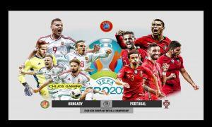 Евро-2020. Венгрия - Португалия: Матнли трансляция