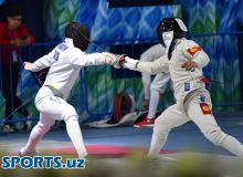 NOC announces Uzbekistan's squad including Paola Pliego for 2019 World Fencing Championships