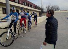 Велоспортсмены Узбекистана продолжают подготовку к чемпионату Азии