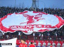 FC Navbahor claim a 2-0 win over FC Surkhon in Tashkent