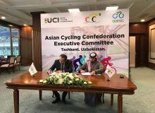 Президент Азиатской конфедерации велоспорта ознакомился с ходом работ по подготовке континентального первенства, который примет Ташкент