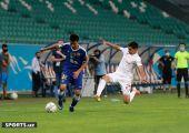Bunyodkor 2-0 Lokomotiv