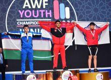 На турнире в Ташкенте зафиксирован очередной мировой рекорд