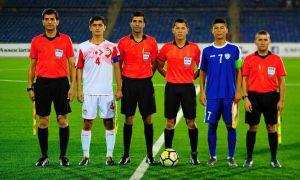 Match Highlights. Tajikistan U-16 1-1 Uzbekistan U-16