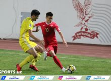 FC Pakhtakor play out a 3-3 draw with FC Navbahor in Namangan