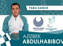 Азизбек Абдулхабибов вышел в финал