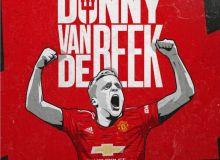 "Расман! Донни ван де Бек ""Манчестер Юнайтед"" билан шартнома имзолади"