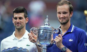 """Жокович """"US Open"""" ғолибларини табриклади"""