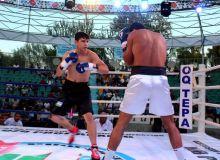 Профессионал бокс бўйича Ўзбекистон чемпионатининг дастлабки финалчилари аниқланди