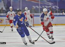 Zvezda Chekhov escape from a defeat to HC Humo in Moscow