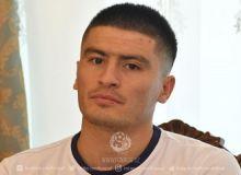 Одил Хамробеков вызван в национальную сборную Узбекистана