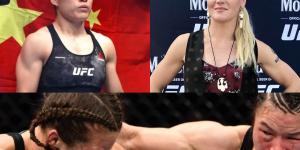 """Дана Уайтнинг """"юбкадаги аскарлари"""" ёхуд UFC нинг ёрқин уч юлдузи"""