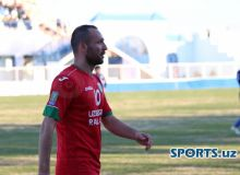 Marat Bikmaev ordered to two match ban and pay a 10 mln UZS fine