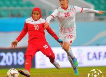 Iran register a 4-1 comeback win over Tajikistan in Tashkent