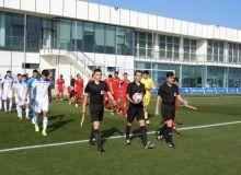 Uzbekistan U-23 secure a 3-2 win over Georgian club FC Lokomotiv Tbilisi