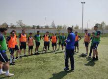 В Ташкенте стартовали тренерские курсы АФУ по программе лицензии «D»