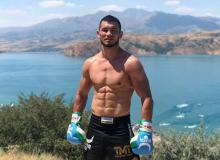 Маҳмуд Мурадов UFC билан иккинчи жанг бўйича шартнома имзолади
