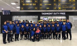 Uzbekistan U-19 leave for 2019 AFC U-19 Women's Championship Qualifiers Round 2