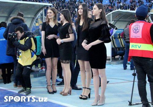 """Lokomotiv"" - AGMK (2:1) o'yinidan fotoreportaj"