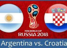 ЖЧ-2018. Аргентина - Хорватия 0:2