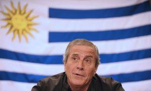 Оскар Табарес Уругвай терма жамоаси билан шартномани узайтирди