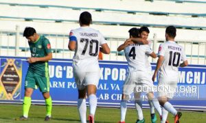 FC Kokand secure a 2-1 win over FC Surkhon