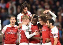 АПЛ. «Арсенал» Лондон дербисида йирик ҳисобда ғалаба қозонди