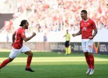 Швейцария - Исландия 6:0 (видео)