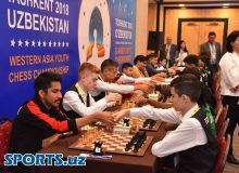Photo Gallery. Western Asia Junior Chess Championship 2018 in photos
