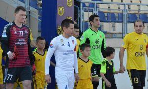 FC AGMK pick a 3-0 victory over FC Kizilkum in Almalyk
